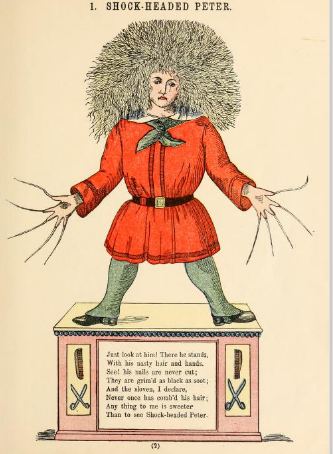 shock-headed-peter-from-the-english-struwwelpeter-or-pretty-stories-and-funny-pictures-george-routledge-sons-limited-1909-edition