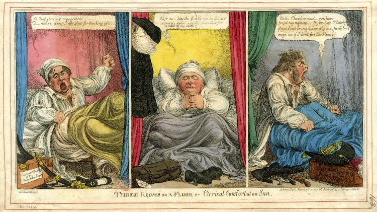 nightcap-three-rooms-on-a-floor-or-clerical-comfort-at-an-inn-7-march-1814