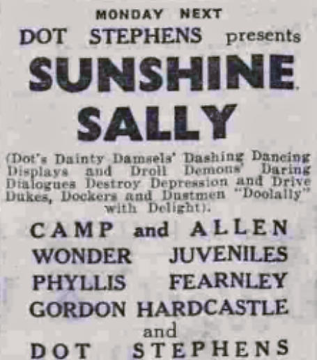 doolally - Daily Mail (Hull, Yorkshire) - 30 April 1938
