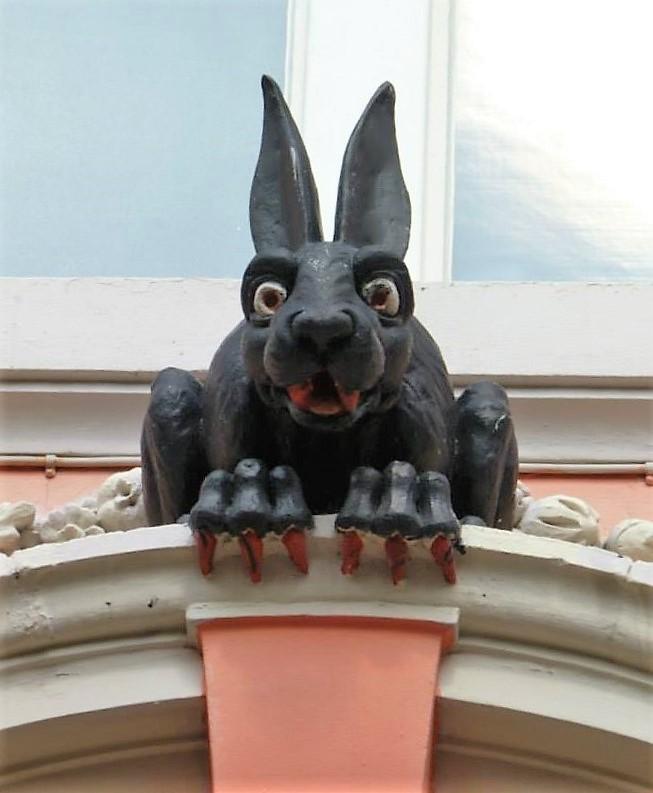 the vampire rabbit - Newcastle upon Tyne