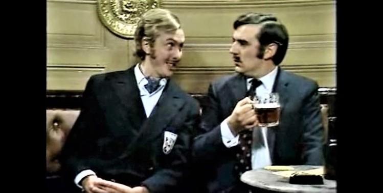 a nod_s as good as a wink to a blind bat - Nudge Nudge - Monty Python