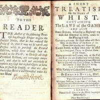 origin of 'according to Hoyle'