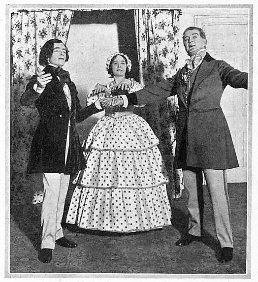 Box and Cox - Illustrated Sporting and Dramatic News -15 March 1924
