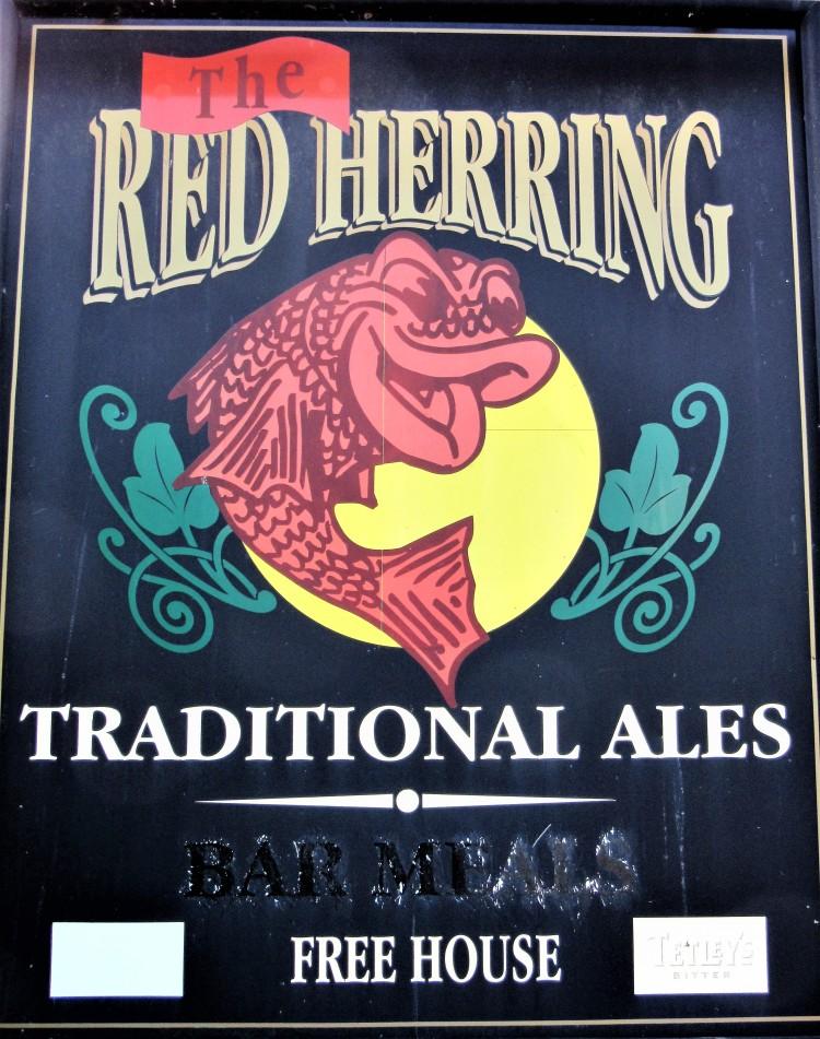 the Red Herring - Coppull, Lancashire