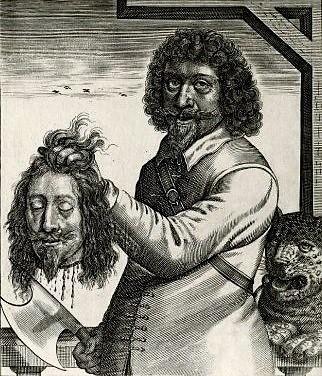 King Charles's head - 't Moordadigh Trevrtoneel (1649)