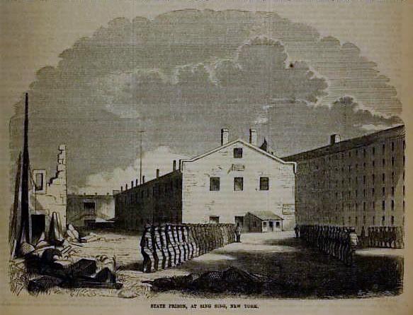 Sing Sing prison - Ballou_s Pictorial - 17 Nov. 1855