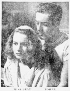 geek- Akron Beacon Journal - 14 November 1947