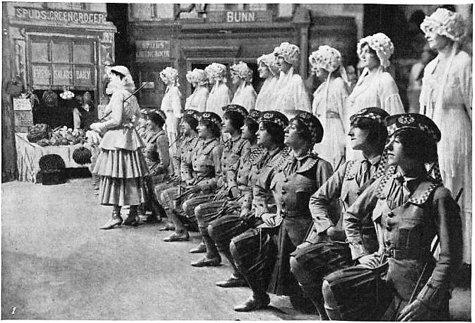 Mummerset - Bric-a-Brac - The Sketch - 6 October 1915