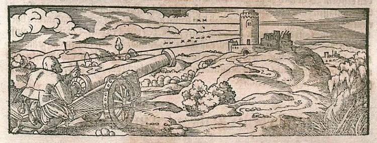 illustration from Kriegsbuch (1573)