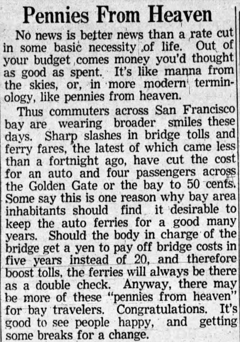 pennies from heaven - Chula Vista Star (California) - 26 March 1936