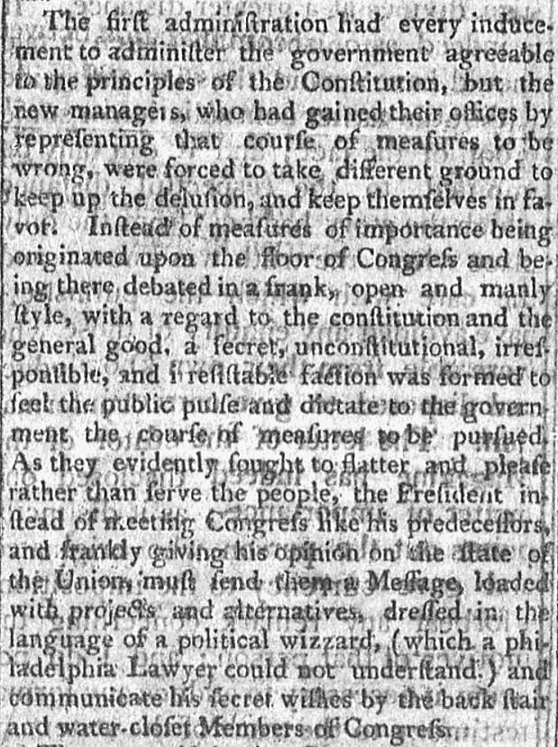 'Philadelphia lawyer' - Vermont Courier (Rutland, Vermont) - 26 August 1809