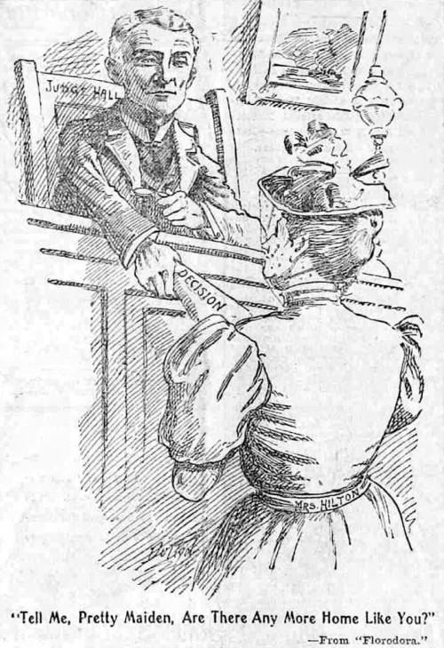 'are there any more home like you' - The Salt Lake Tribune (Salt Lake City, Utah) - 13 July 1901