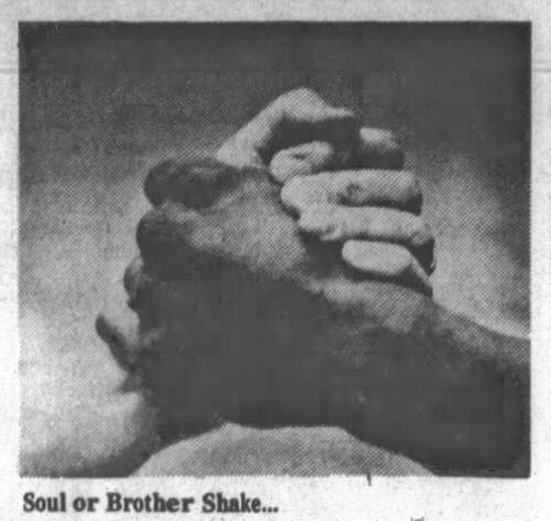 handshake 1 - Albuquerque Journal (Albuquerque, New Mexico) - 23 November 1980