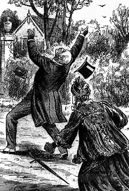 'squire murdered by a gamekeeper' - The Illustrated Police News (London, England) - 27 July 1912
