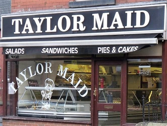 Taylor Maid - Lancashire