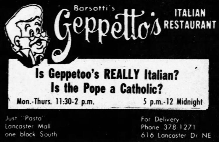 'is the Pope a Catholic' - The Oregon Statesman (Salem, Oregon) - 23 December 1975