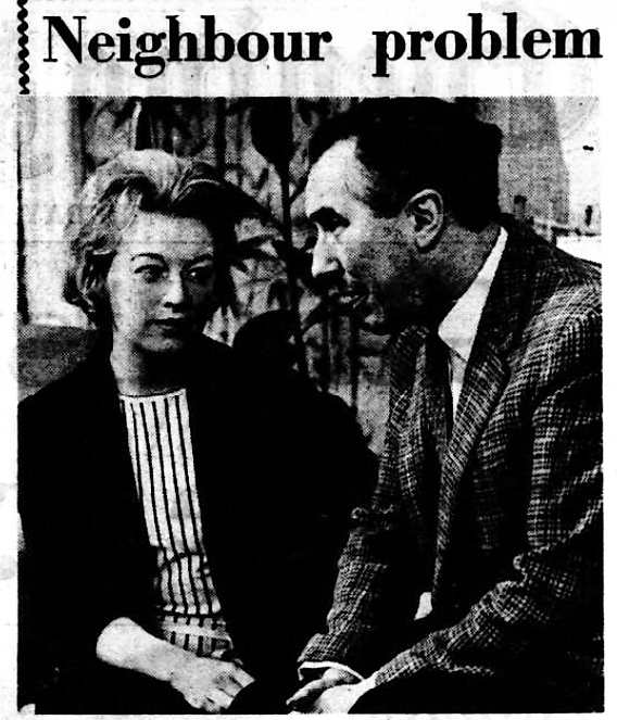 'Beggar My Neighbour' BBC TV series - Coventry Evening Telegraph (Coventry, Warwickshire, England) - 13 March 1967