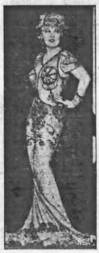 Mae West - News-Palladium (Benton Harbor, Michigan) - 4 November 1933