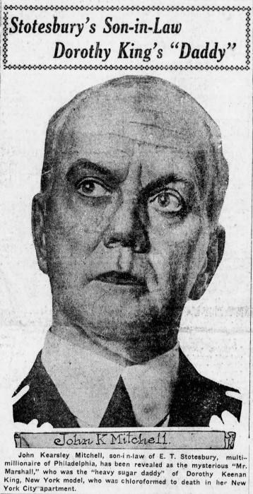 'heavy sugar daddy' - Evening Times (Sayre, Pennsylvania) - 28 March 1923