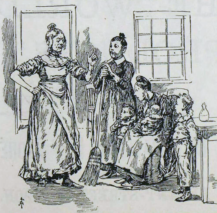 'not to call the Queen my aunt' - The Illustrated London News (London, England) - 26 May 1888