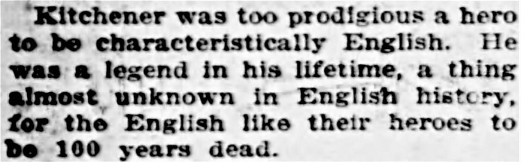 a legend in his lifetime' - Gazette Times (Pittsburgh, Pennsylvania) - 12 August 1917