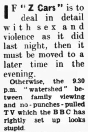 watershed - Daily Mirror (London) - 15 November 1962