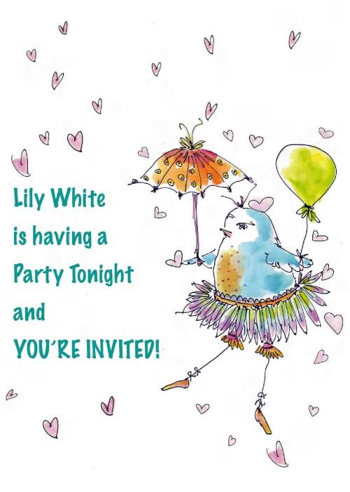 'Lily White's Party' Christine Suhré - Poughkeepsie Journal (Poughkeepsie, N.Y.) - 17 February 2017