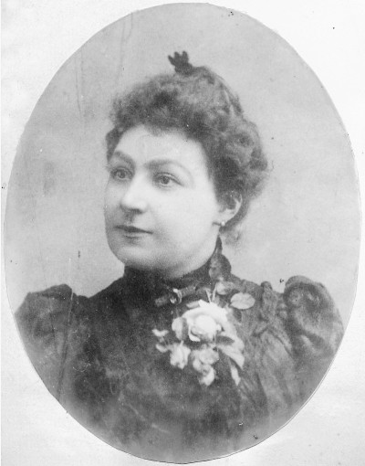 Portrait of Dame Nellie Melba (1890)
