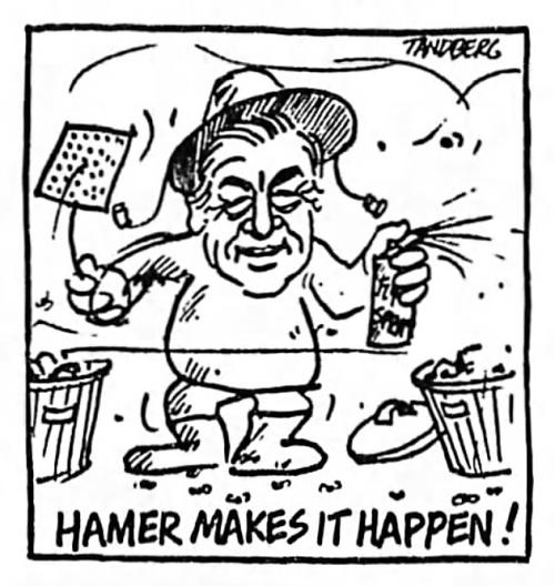 'Hamer makes it happen' - The Age (Melbourne, Victoria) - 19 August 1975